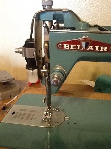 Bel Air 40 Sewmor 40 Cam Issues Enchanting Belair Sewing Machine