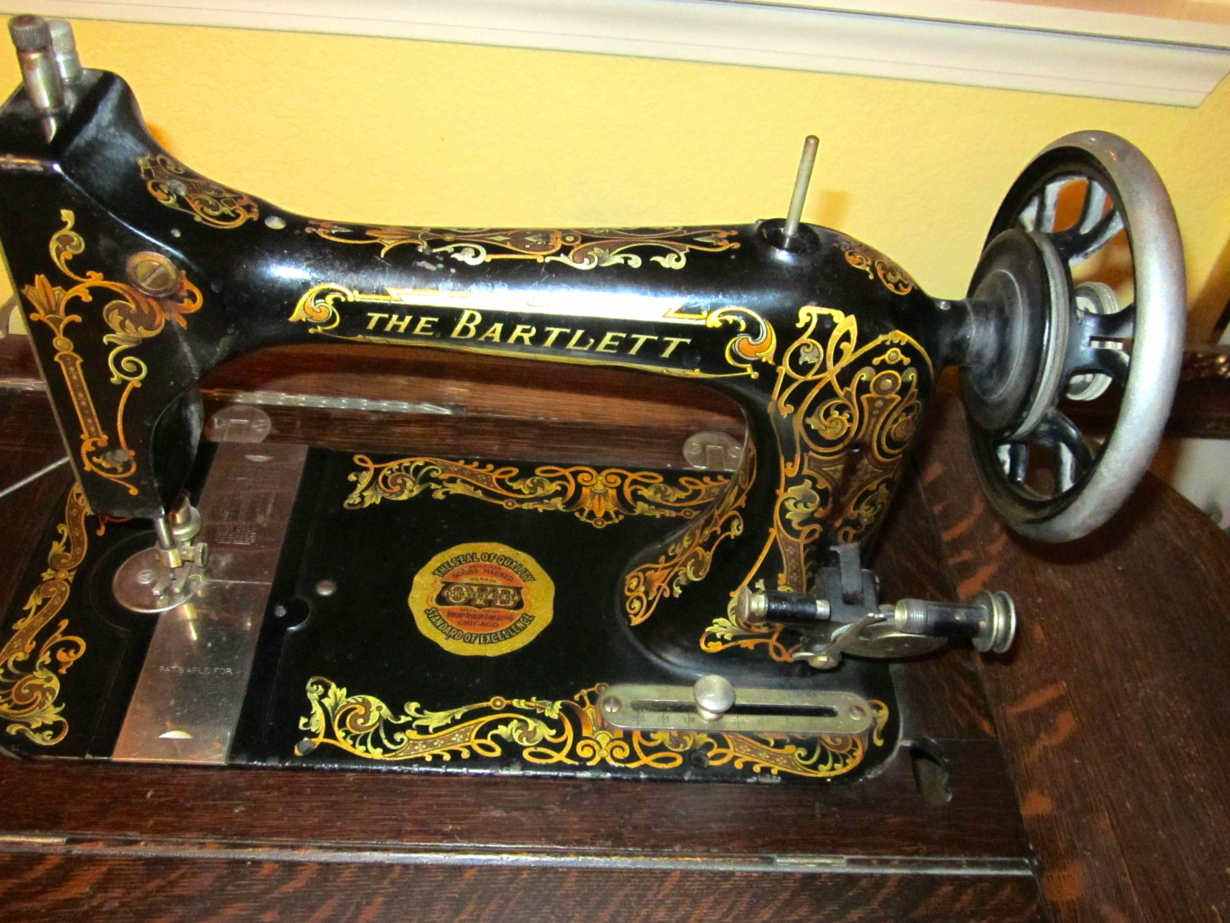 Name:  The Bartlett Sewing Machine Head-Our Very Best.jpg