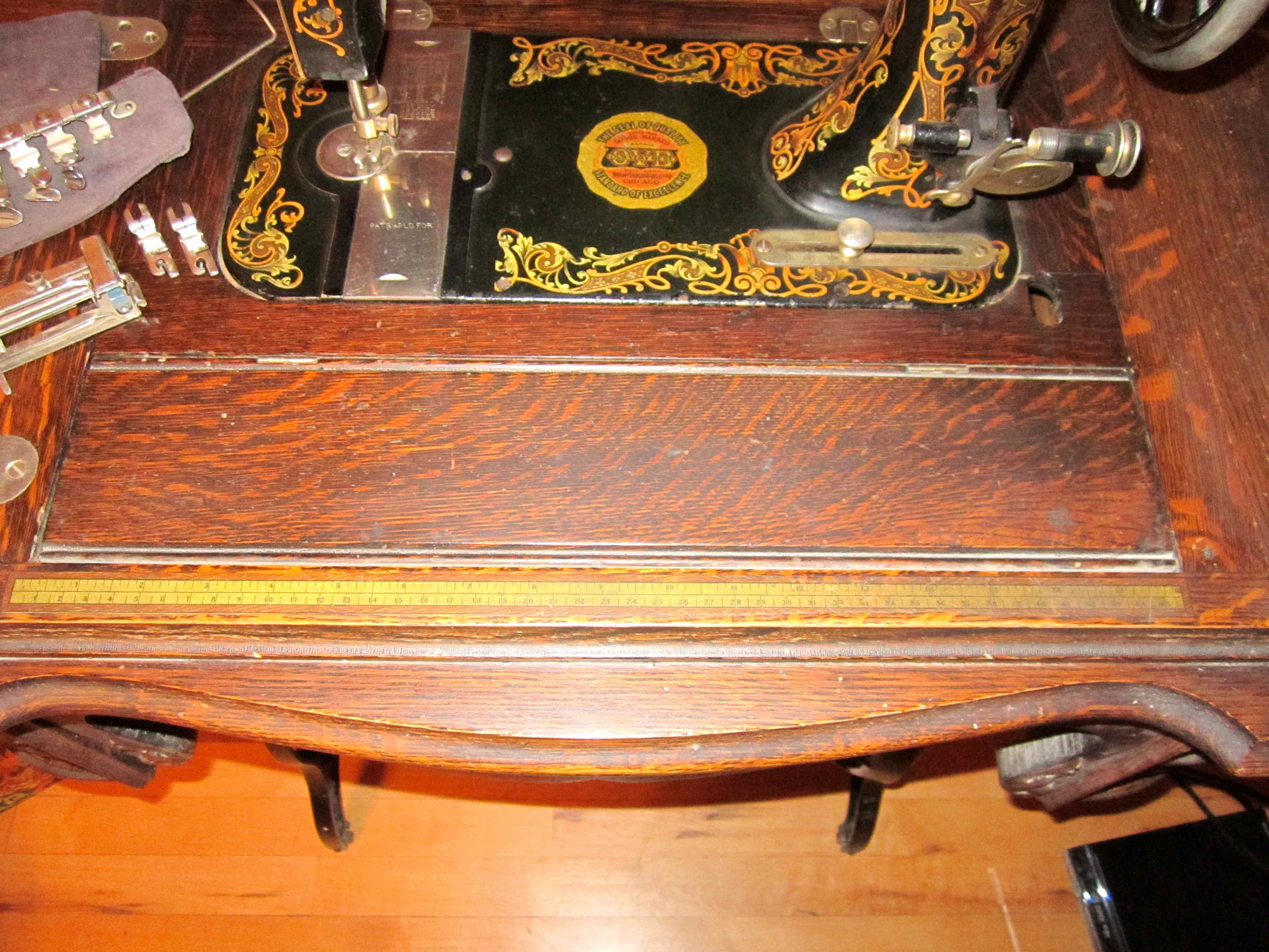 Name:  Ruler on cabinet of The Bartlett.jpg Views: 932 Size:  961.2 KB