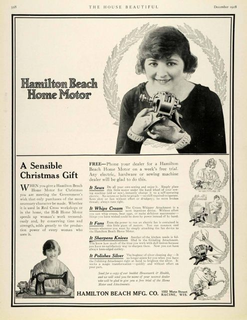 Name:  sm_Hamilton Beach Home Motor AD.jpg Views: 426 Size:  66.4 KB