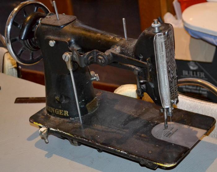 singer 206 sewing machine