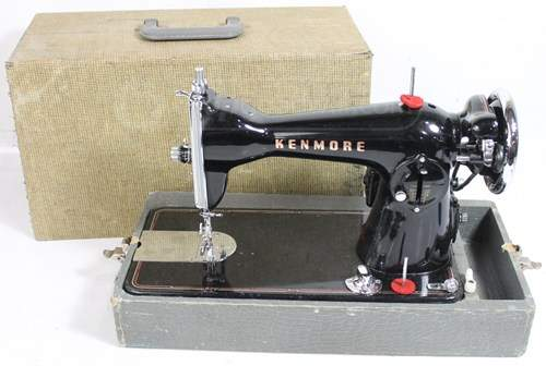 Is This Canadian Kenmore A Clone Machine Unique Kenmore Sewing Machine Parts Canada