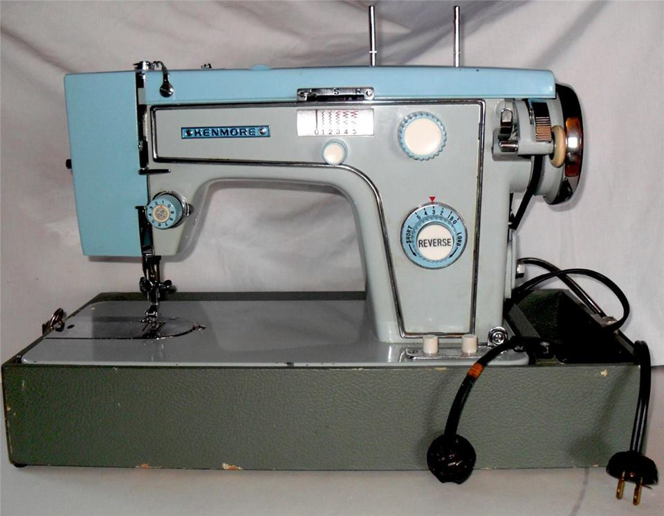 Is This Canadian Kenmore A Clone Machine Extraordinary Kenmore Sewing Machine Parts Canada