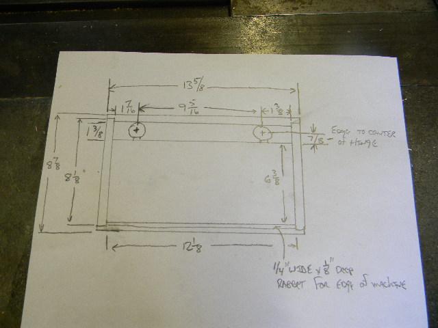 Basic Sewing Machine Base Tutorial