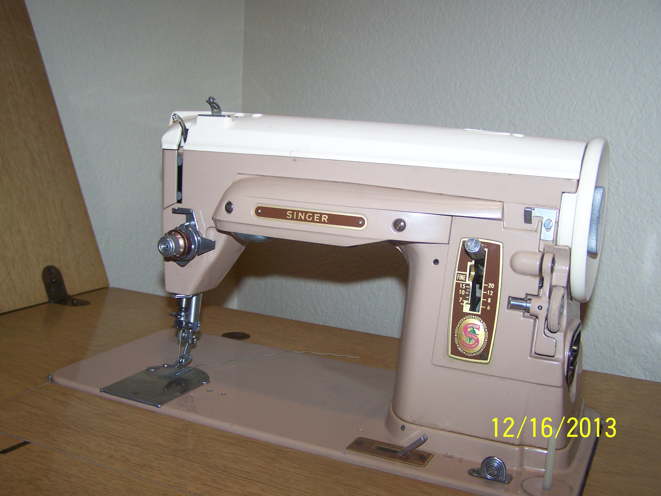 Help To Identify Older Singer Sewing Machine Quiltingboard Forums