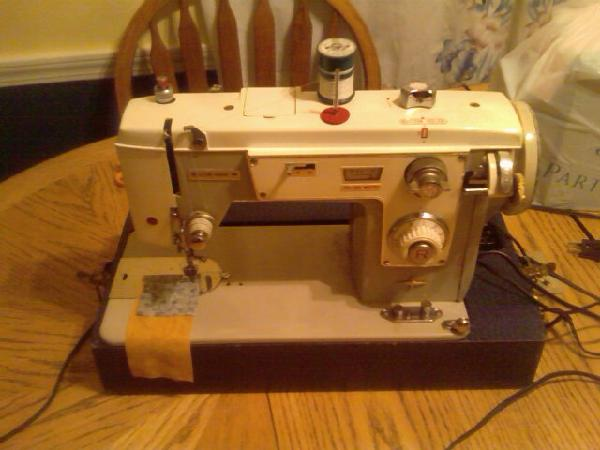 Any Info On An Old 'Electro Hygiene' Sewing Machine Extraordinary Electro Hygiene Sewing Machine