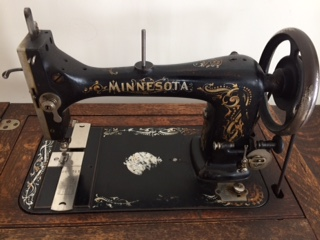 Need help identifying Sears Minnesota treadle sewing