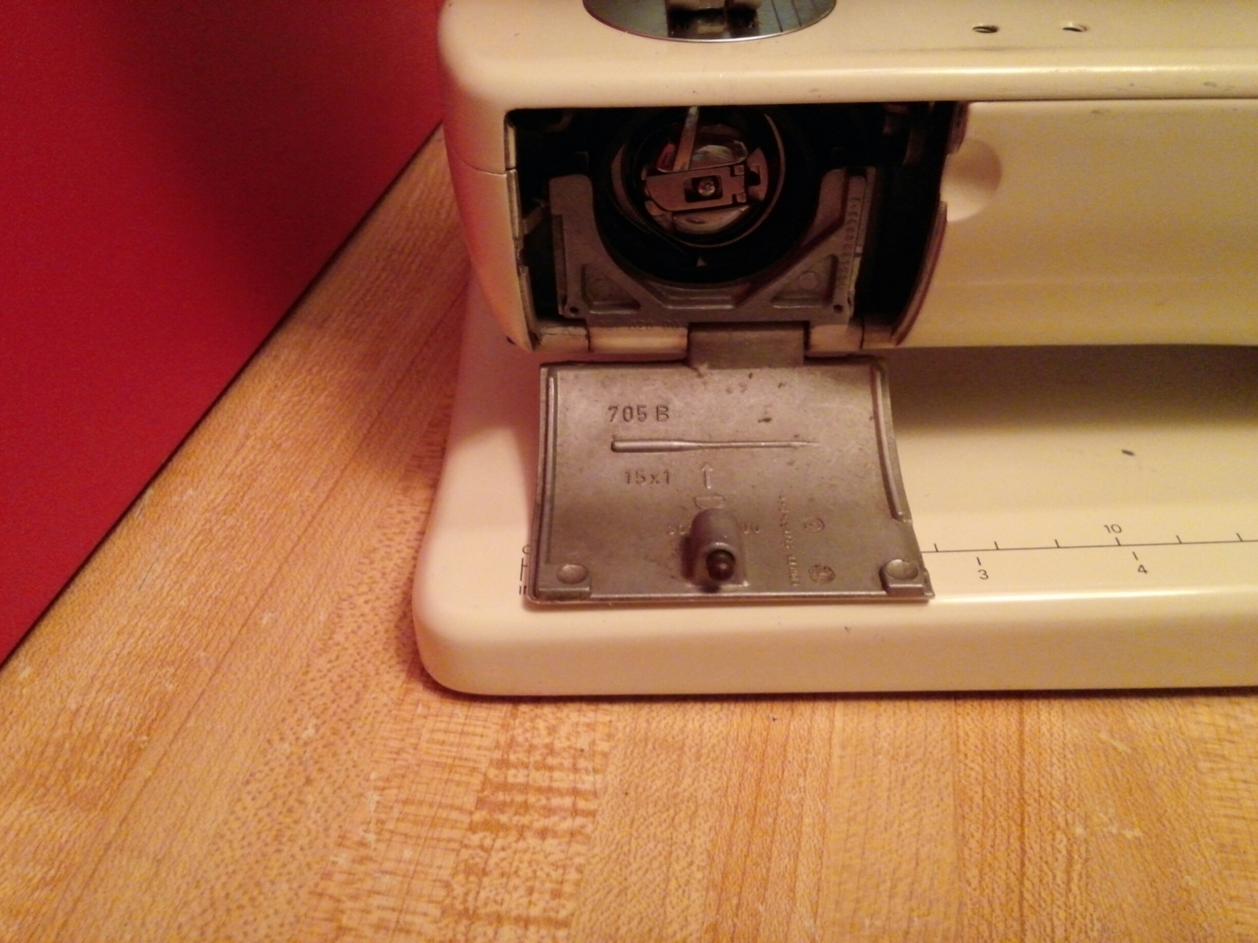 Where Do I Start To Clean This Bernina Record 830 Found Today Sewing Machine Threading Diagram Attached Images