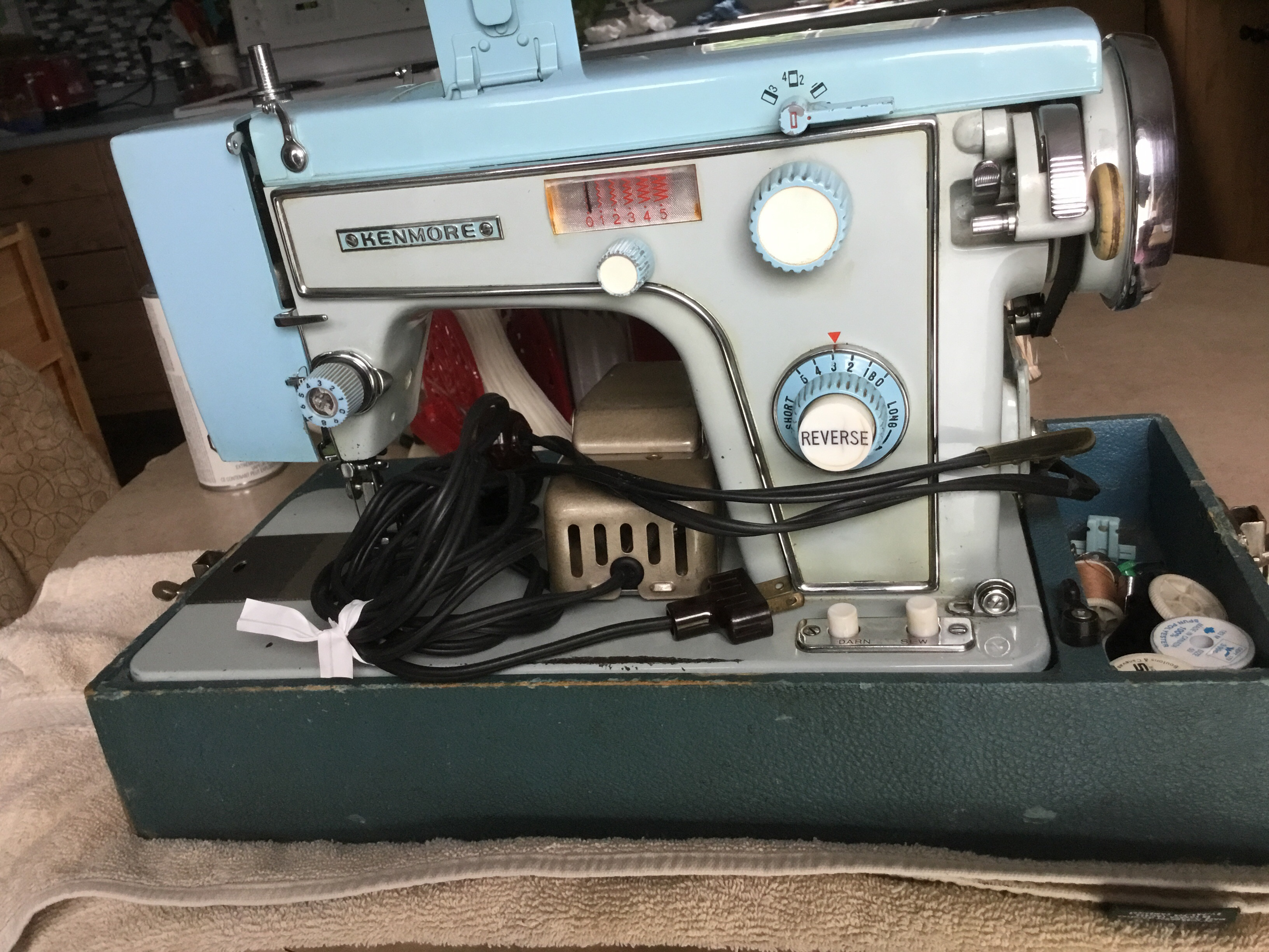 Is This Canadian Kenmore A Clone Machine Sewing Parts Diagram Name Image Views 668 Size 165 Mb