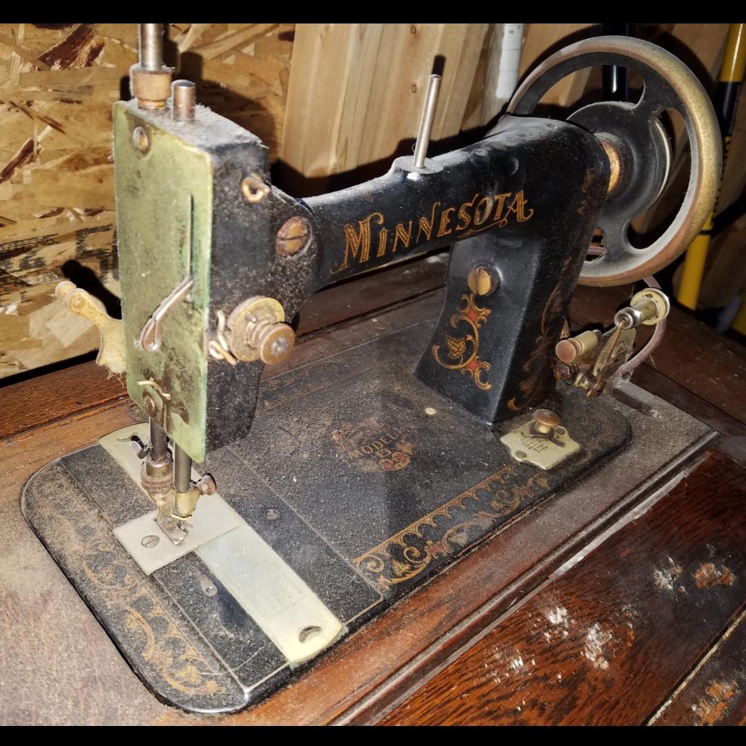 Help! Info on Minnesota Treadle Sewing Machine