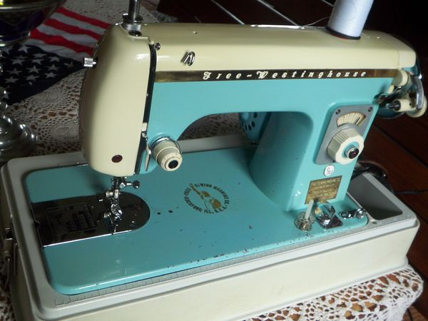 FreeWestinghouse Sewing Machine Cool Free Westinghouse Sewing Machine Value