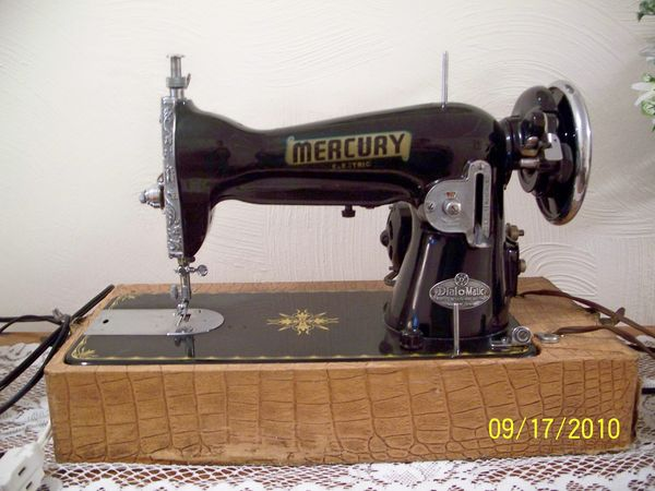mercury electric sewing machine